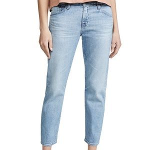 AG ex boyfriend slim jeans size 29 EUC